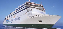 Getting to Cork English College, IELTS Test Centre and school language by ferry