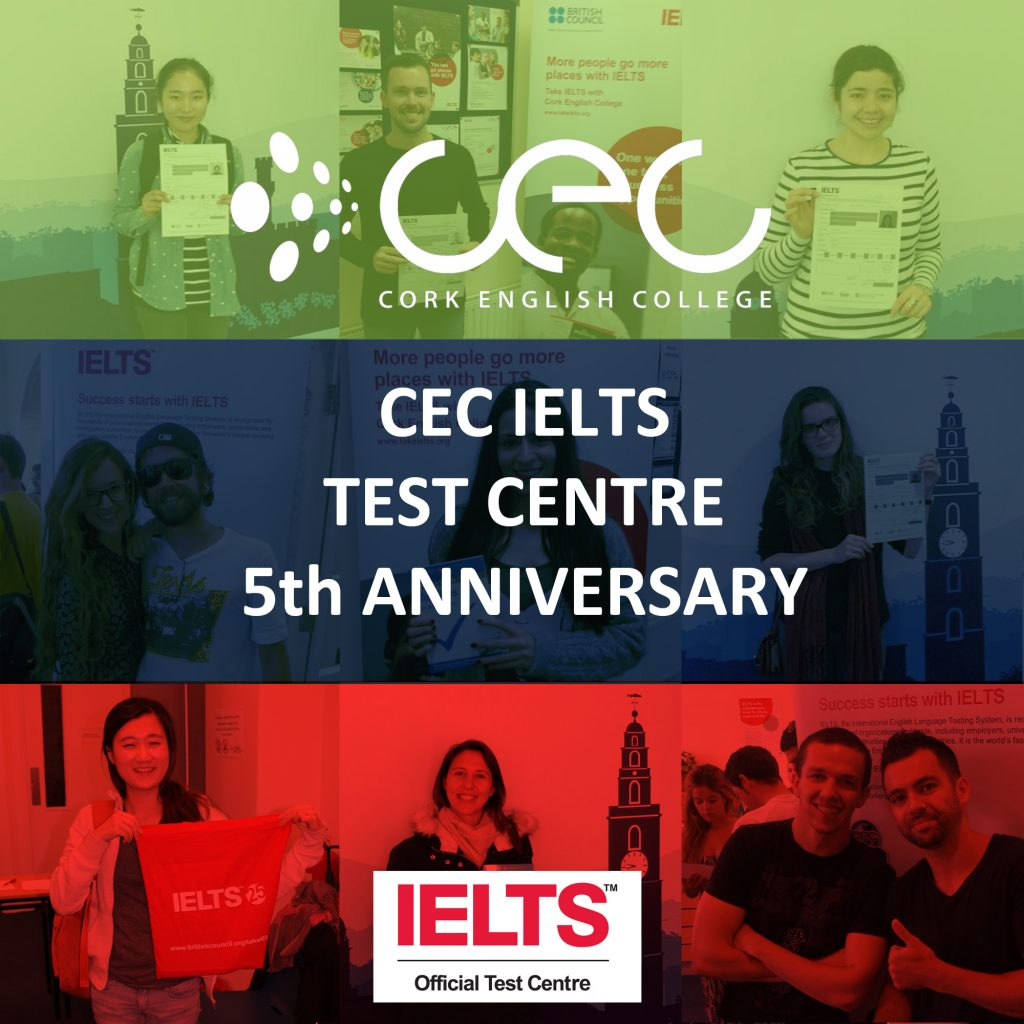 CEC IELTS Test Centre 5th Year Anniversary