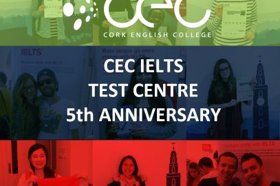 CEC IELTS Centre 5-year Anniversary!