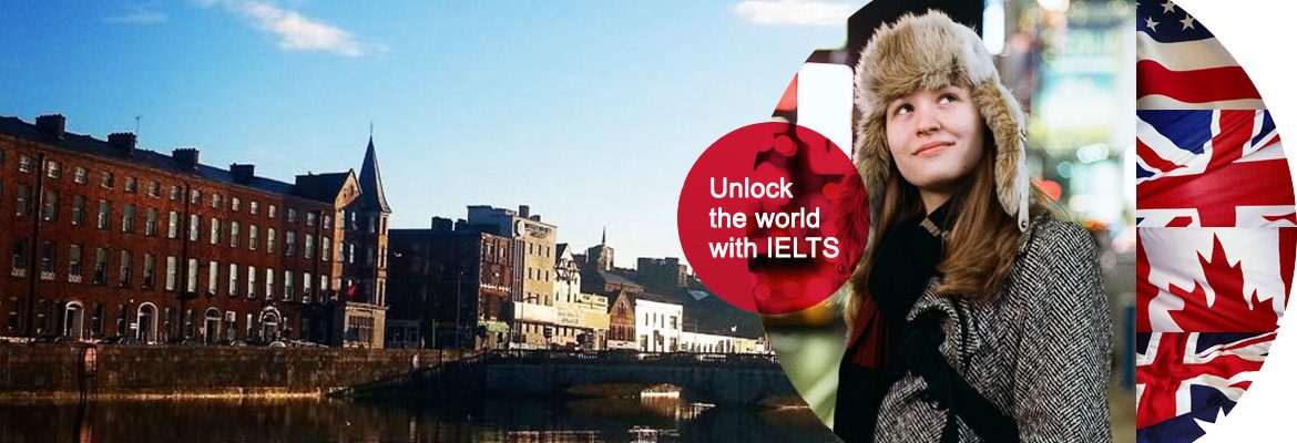 IELTS in Cork