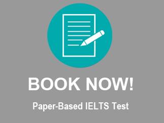Paper-Based IELTS Test in Cork