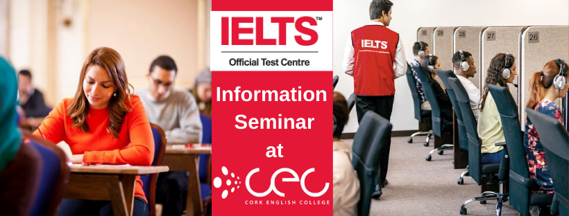 IELTS Information Seminar 22nd Novemeber 2019